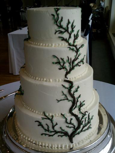 Different Types Of Icings For Wedding Cakes