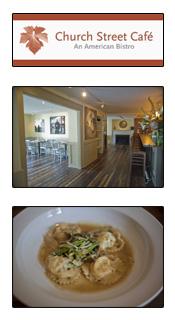 Church Street Cafe Lenox Ma Menu